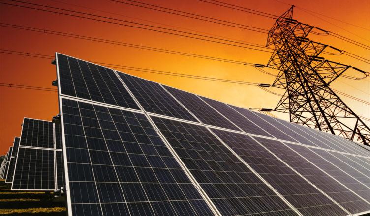 Energia Sistema Fotovoltaico